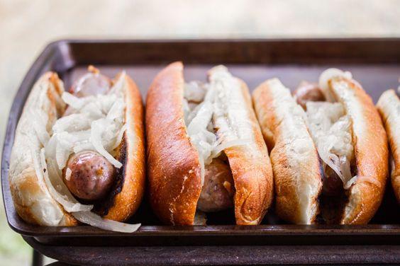 Homemade Bratwurst Recipe