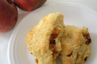 3d58ddda be6f 4514 aa80 66060eb804ca  peach scones peaches