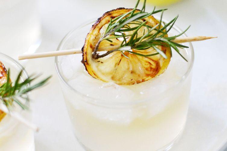 Brûléed Lemon Sour