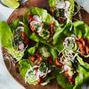 Spicy, Braised Chicken Lettuce Wraps