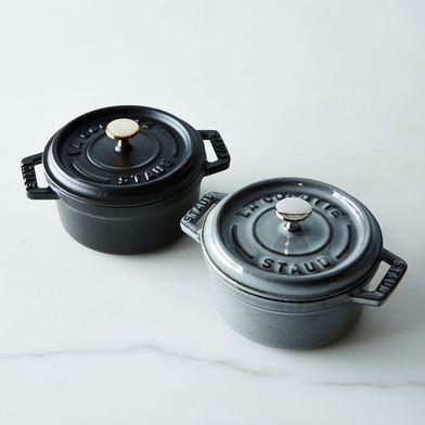 Staub Mini Round Cocotte, 0.25QT