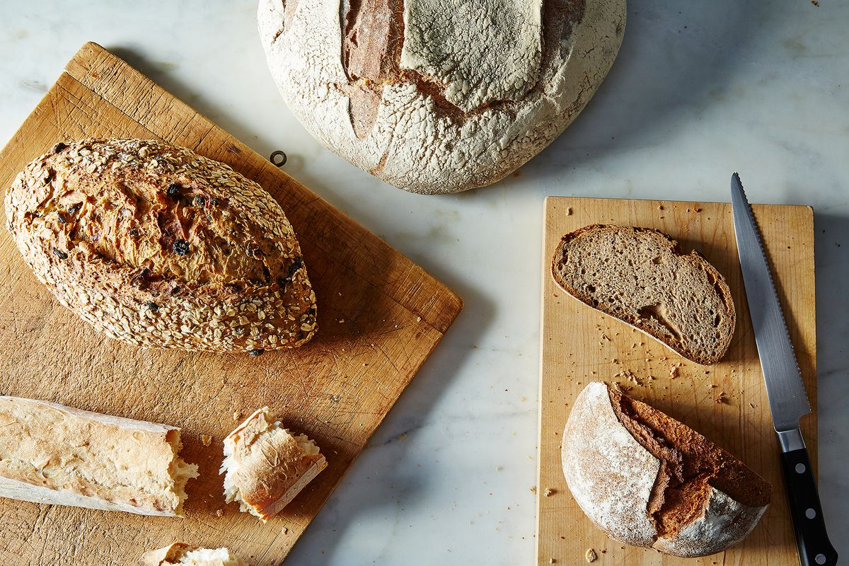 Stale Sourdough Bread Recipes