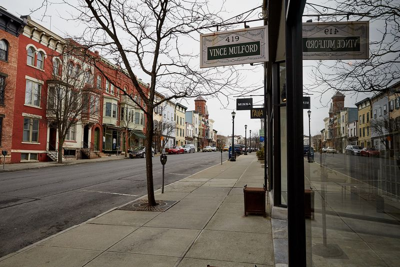 Vincent Mulford is one of the best spots to shop for antiques in Hudson.