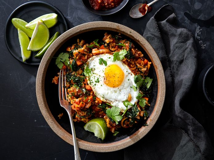 Punchy, Egg-Topped Nasi Goreng Is How Indonesia Does Fried Rice