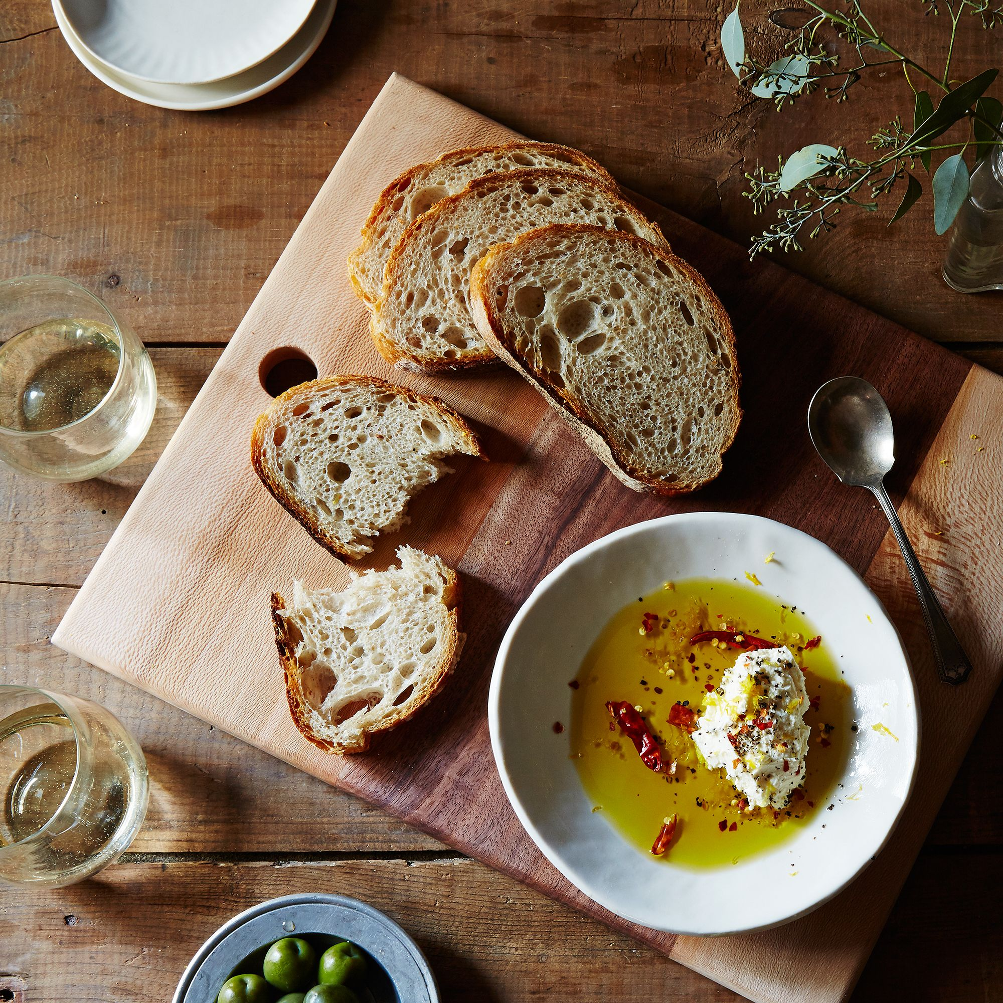 Unfiltered Greek Extra Virgin Olive Oil Set on Food52
