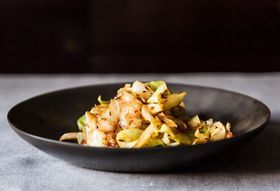 Dinner Tonight: Madhur Jaffrey's Stir-Fried Cabbage with Fennel Seeds