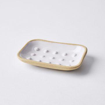 Farmhouse Pottery Simple Handmade Ceramic Soap Dish On Food52