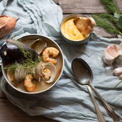 Make Bouillabaisse, Feed Your Inner Francophile