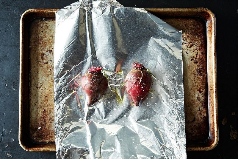 Roasting beets from Food52