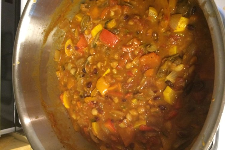 Moroccan-Style Chili