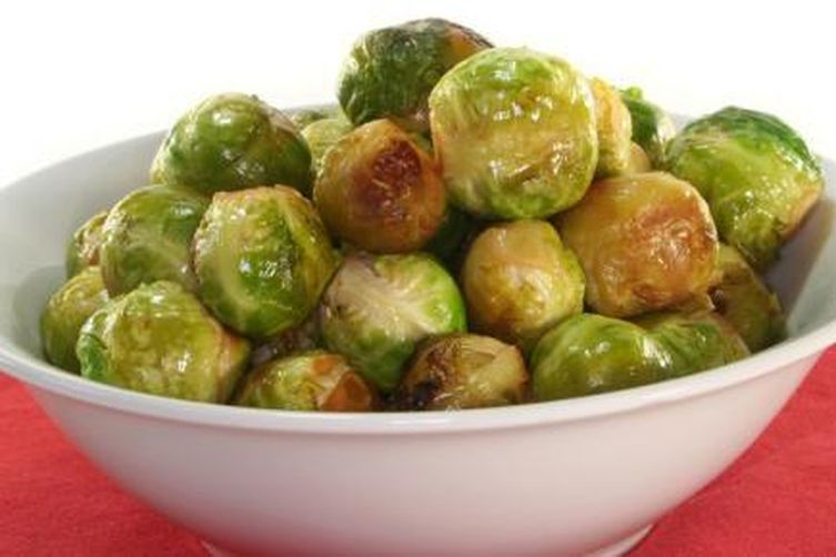 Browned Butter Brussels Sprouts