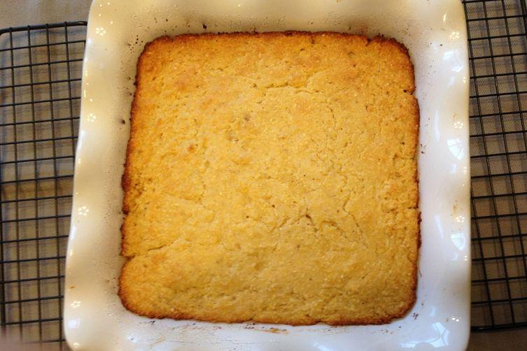Super-Easy Brown Butter Cornbread