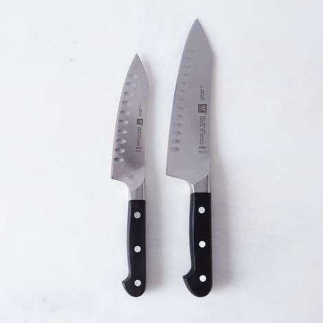 ZWILLING J.A. Henckels Pro Rocking Santoku Knife