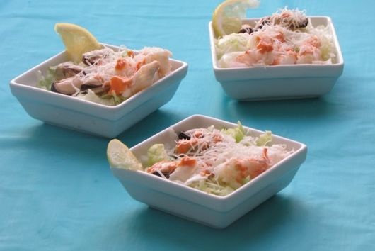 easy seafood appetizer