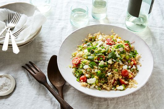 How to Cook Perfectly Fluffy Quinoa (Every Single Time)