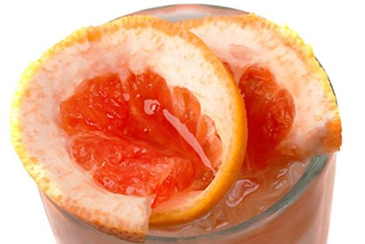 Grapefruit Pick-Me-Up Smoothie