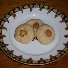 Hazelnuts cookies