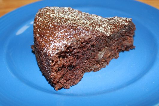 Chocolate Fig Cake