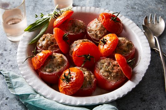 The French Tomato Dish Daniel Boulud's Mom Made for Him Growing Up