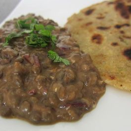 Cardamom-Scented Shortcut Dal Makhani