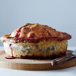Deep-Dish Cherry Pie