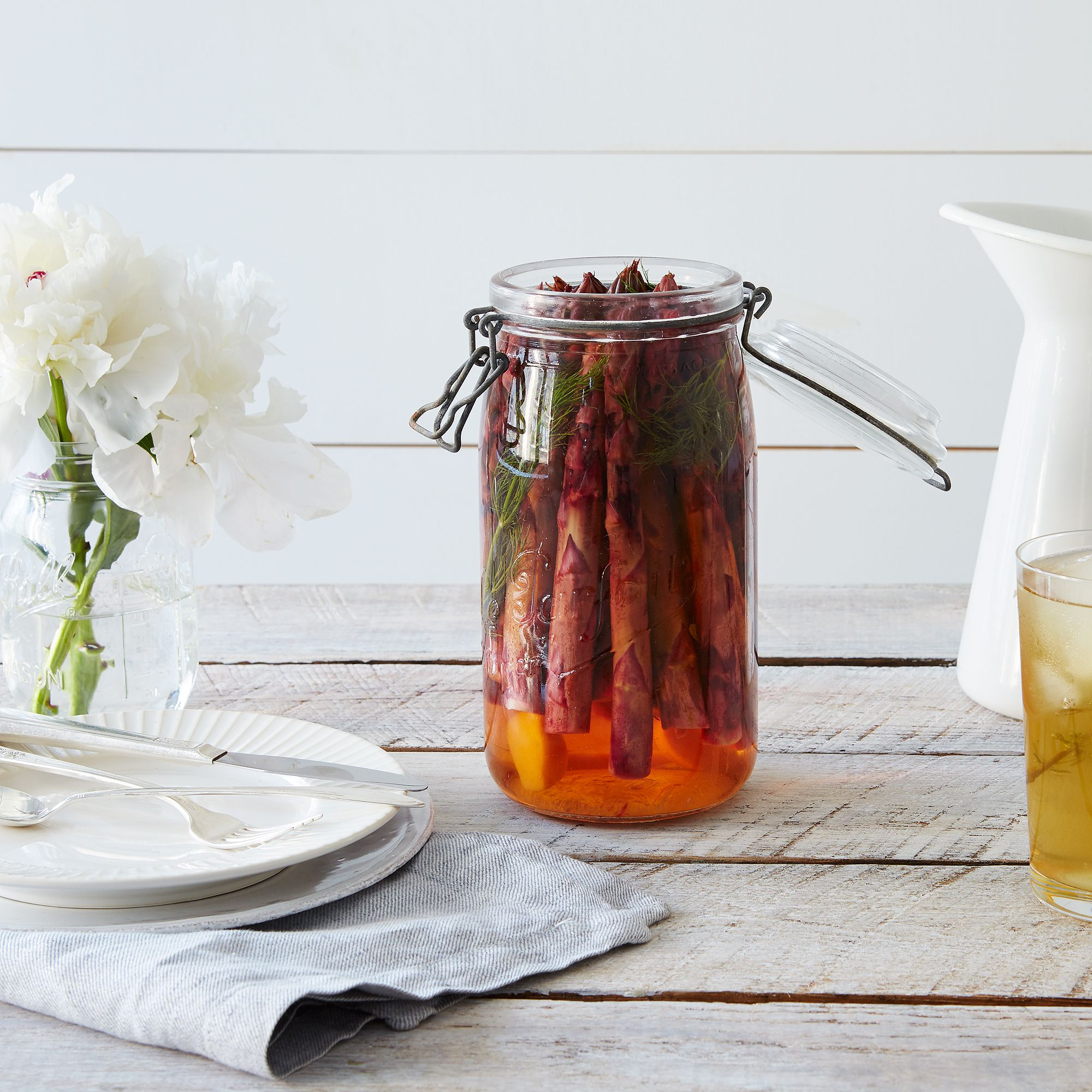 Vintage Le Pratique Jars - Decorative Jar -- Storage & Organization ...