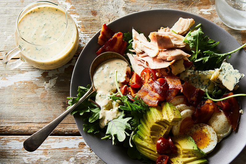 This One Ingredient Makes Ranch Dressing Waaay Better