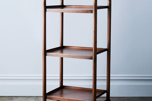Copper-Plated Crowe Utility Cart