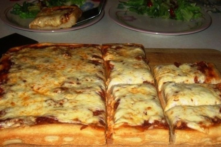 Pizza Pie aka The Frienda Kind!