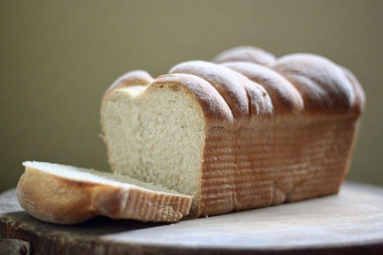 Vegan Brioche Loaf