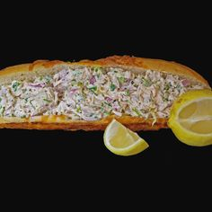 The Ultimate Crab Sandwich