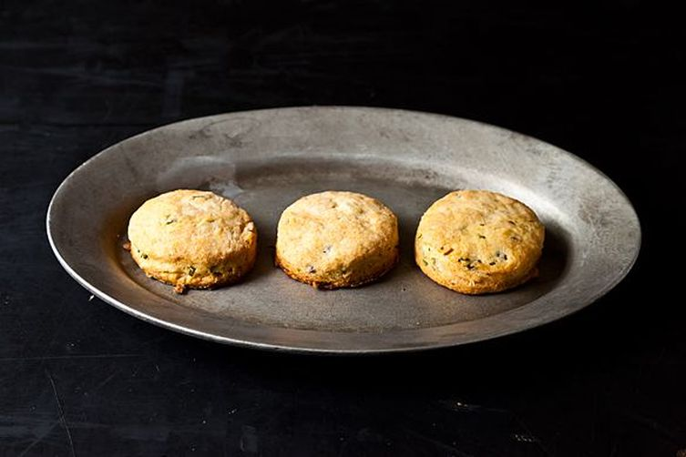 Buttermilk ramp biscuits recipe on food52 for Table 52 biscuit recipe