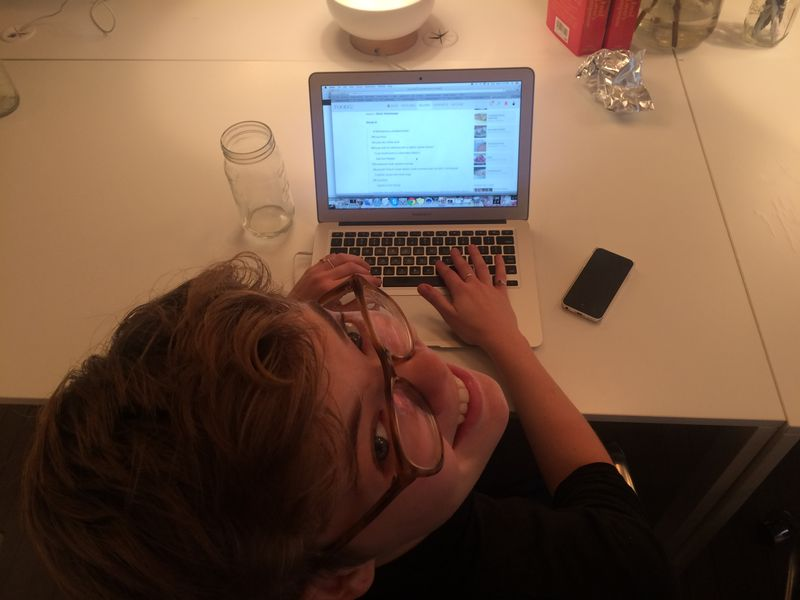 Caroline is calm, focused, and ready to answer your questions with cheer (and a smile).