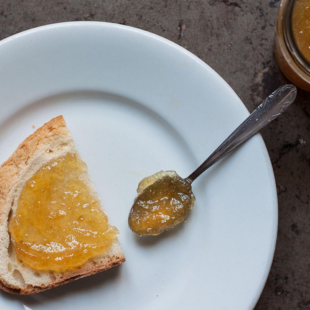 How to Make Lemon Marmalade