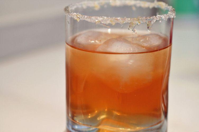 Smoked Earl Grey Tea Cocktail