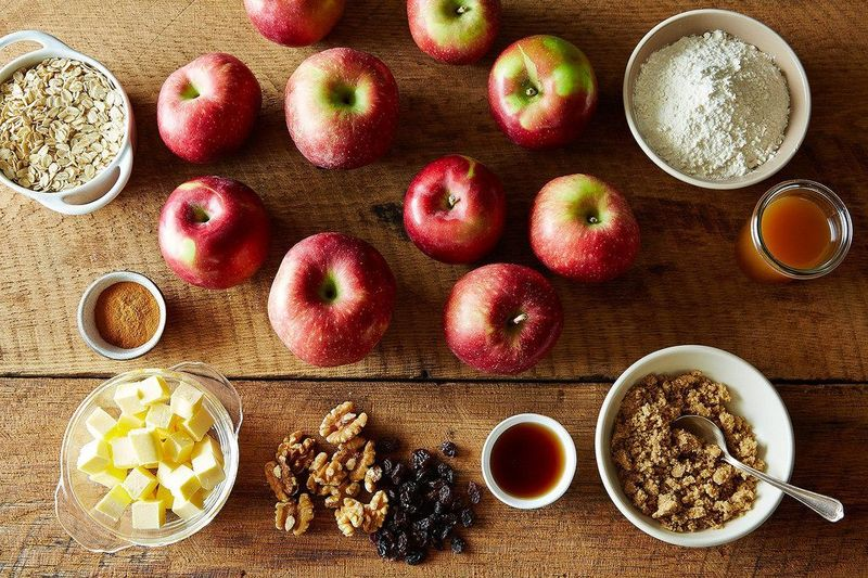 These are not Honeycrisps—but we wish they were!