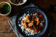Lemon Harissa Chicken