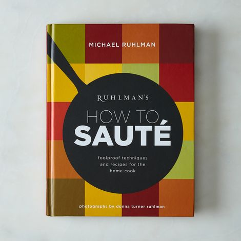 How to Saute: Foolproof Techniques and Recipes for the Home Cook, Signed Copy
