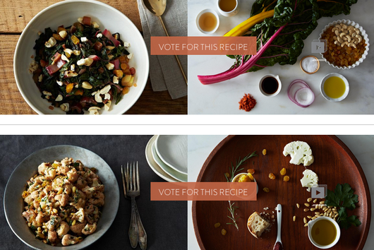 Finalists: Your Most Impressive Dinner Party Side