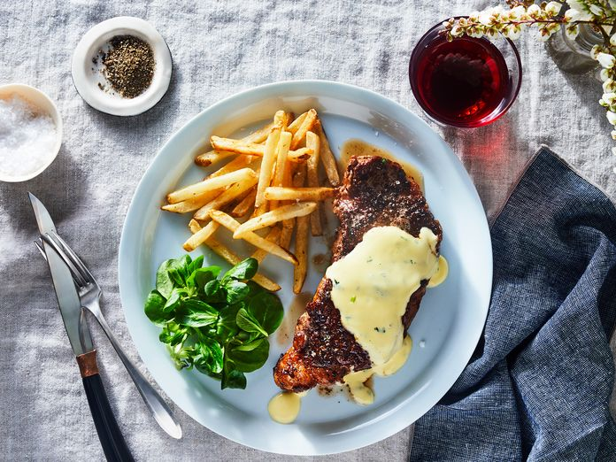 A Classic French Steak Sauce, 1000 Times Easier