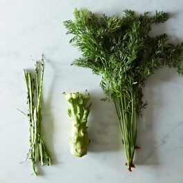 Eat All Your Vegetables: How to Use Stems and Roots
