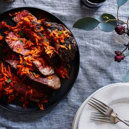 27b7e809 c466 46e6 8fac ead17da200b5  2017 0111 ribeye steak with harissa carrot salad recipe bobbi lin 15105