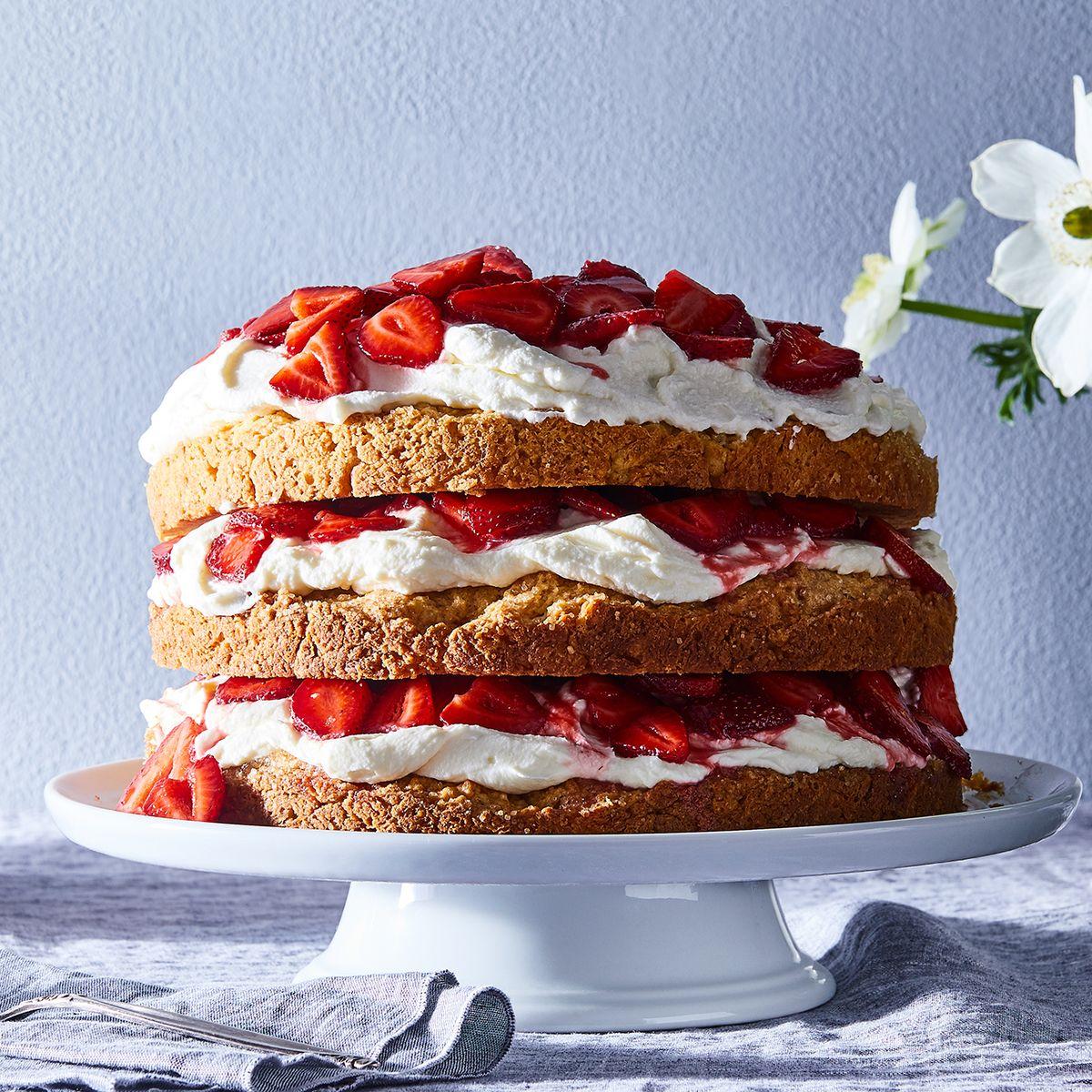 Erin Mcdowells Strawberry Not So Short Cake Recipe On Food52
