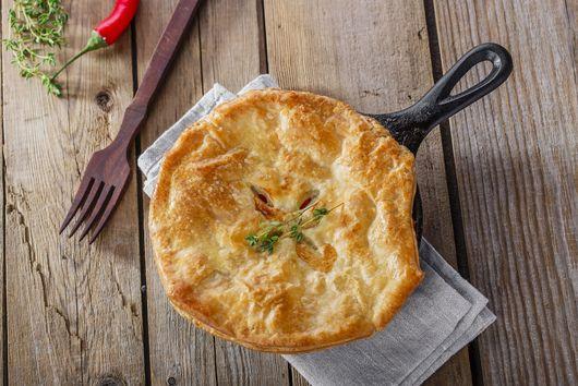 Turkey Tamale Pie That's Sure to Satisfy