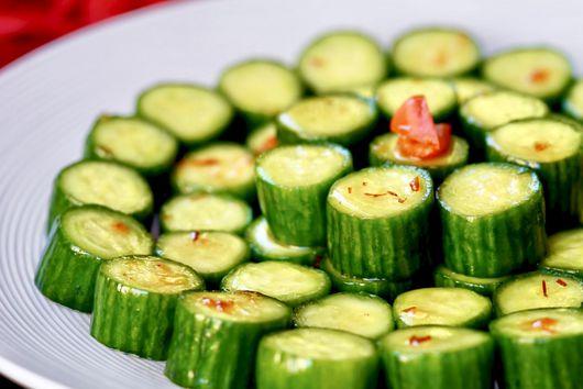Din tai Fung Cucumber Salad