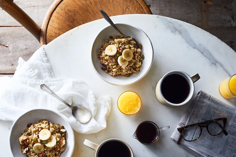 You're 5 minutes away from a better, heartier breakfast.