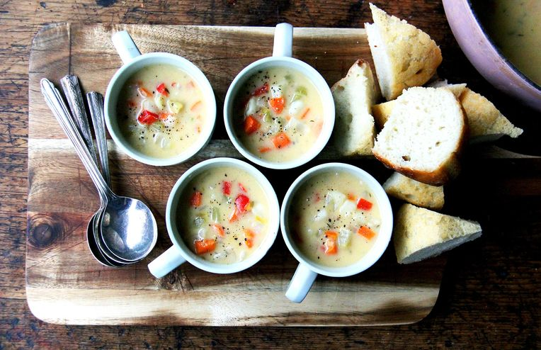 Cheddar Soup: The Totally Acceptable Way to Eat Cheese For Dinner