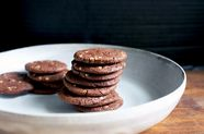 This Very-Fudgy Chocolate Cookie Comes Together in One...Saucepan?