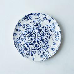 Round Small Plates