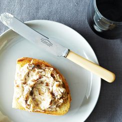 Anchovy Onion Butter